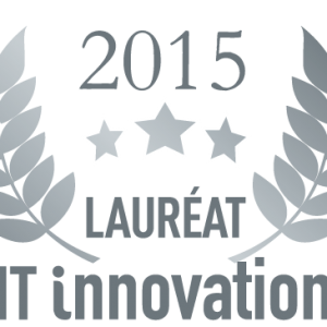Trophée de l'innovation IT 2015